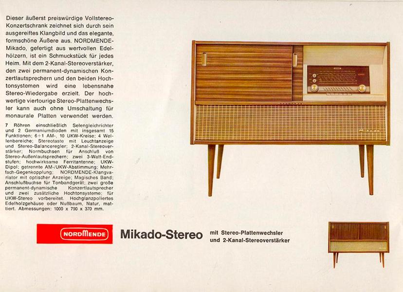 Mikado-Stereo