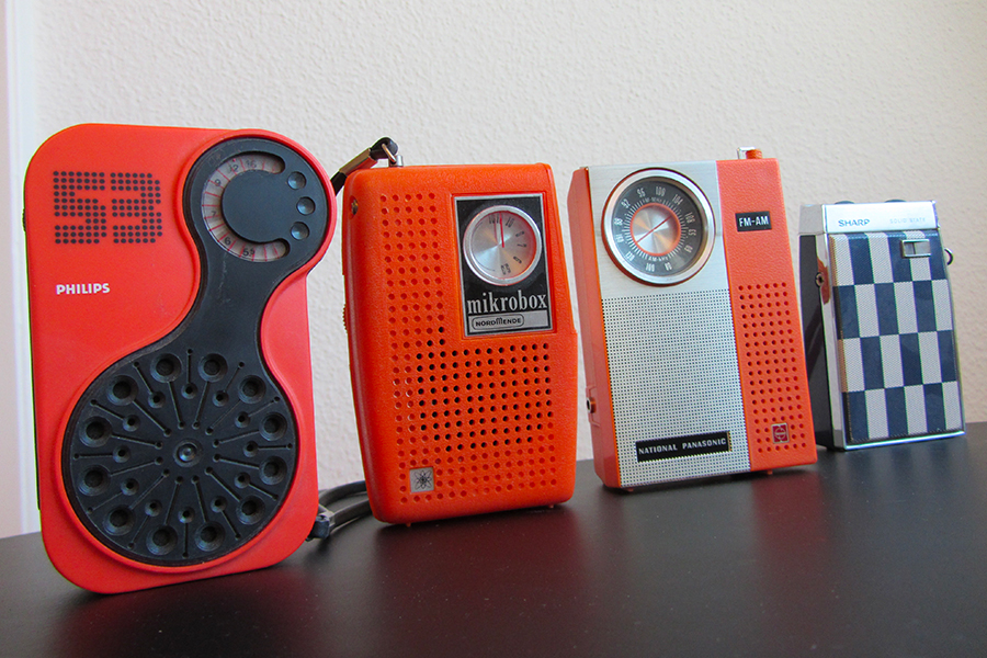 Micro Box Radio