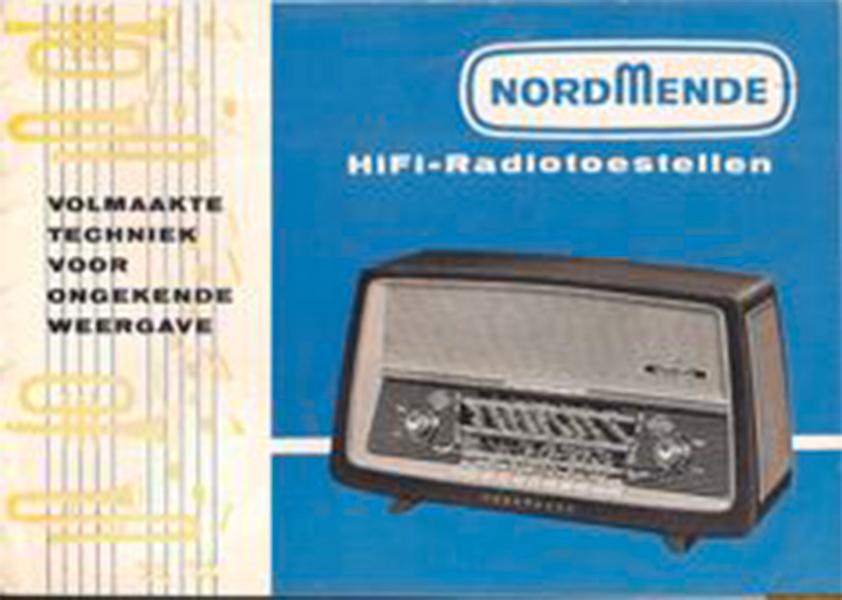 HiFi Stereo Radio (Netherlands)
