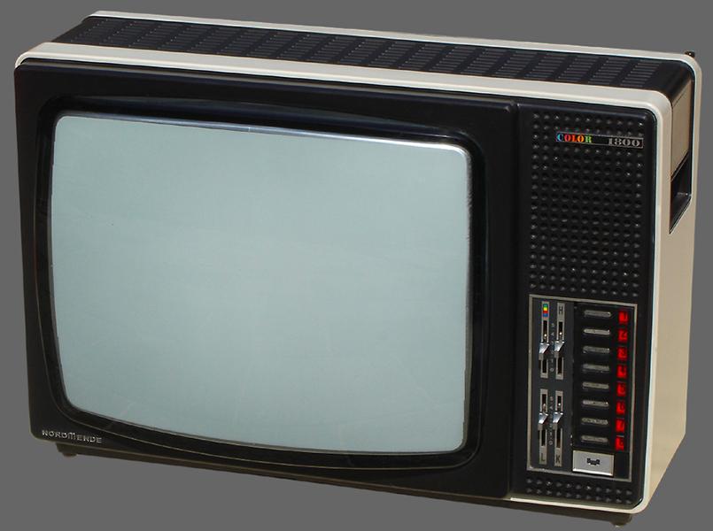 Color 1800 TV